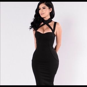 """Evil Queen"" Fashion Nova Cocktail Dress"